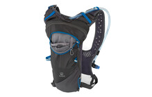 The North Face Enduro Pack Drinkrugzak Heren grijs/blauw